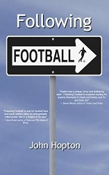 Following football book cover